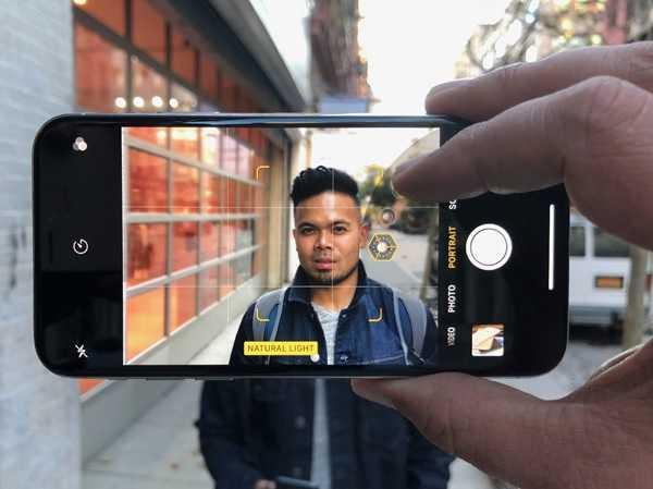 lấy nét trên iphone xs max