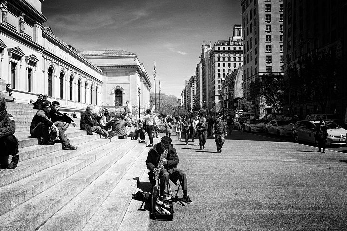 chụp ảnh đường phố