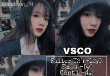 Các công thức chỉnh màu ảnh trên VSCO