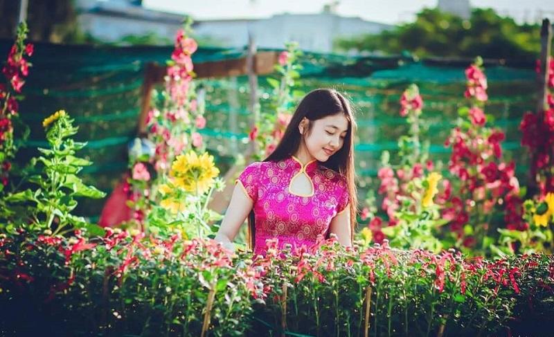 Tạo ra những bức ảnh lung linh với muôn hoa khoe sắc