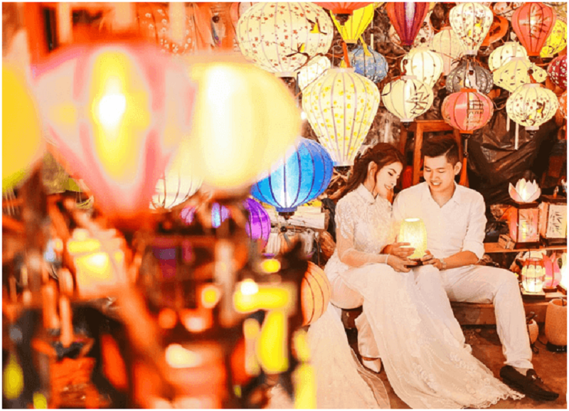 Lãng mạn với những bộ ảnh ở 36 phố phường Hà Nội