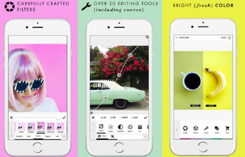A Color Story - App chỉnh màu đẹp dành cho giới trẻ