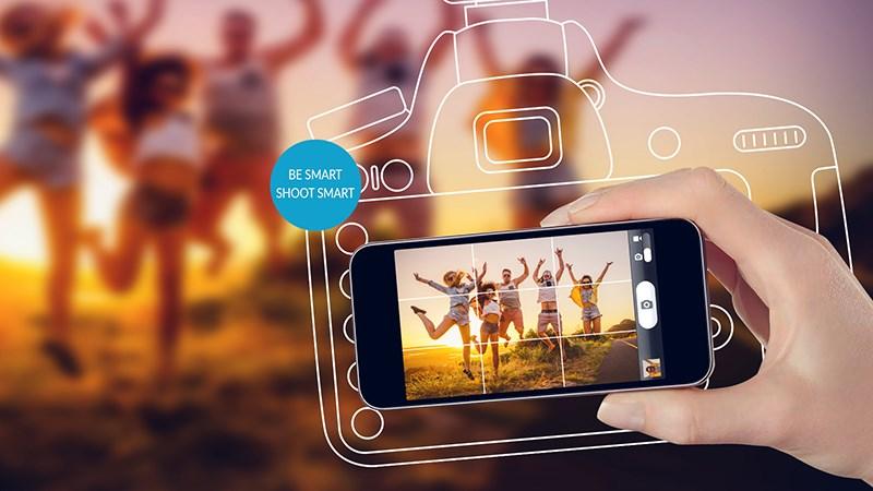 Trào lưu chụp ảnh hiện đại bằng điện thoại di động