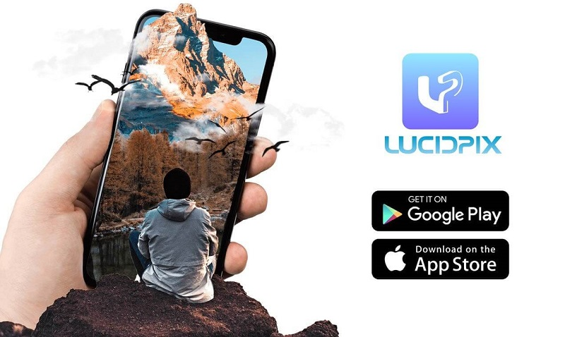 Chụp ảnh 3D trên Smartphone bằng ứng dụng Licidpix
