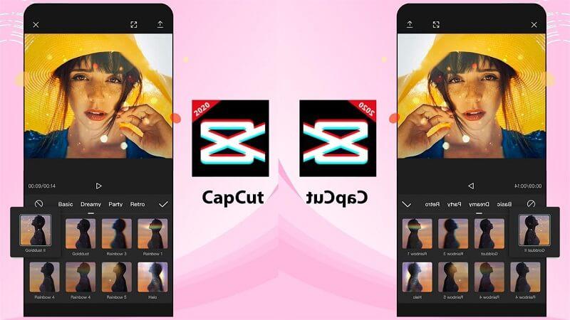 Capcut giúp bạn tạo ra những video chất lượng