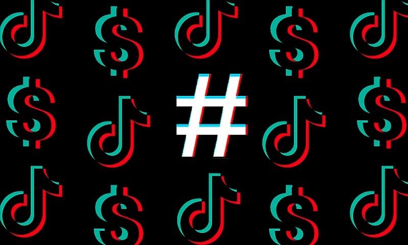 Sử dụng hashtag trên Tiktok để người dùng dễ tìm kiếm