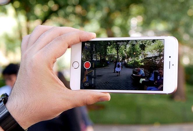 Cách quay video slow motion