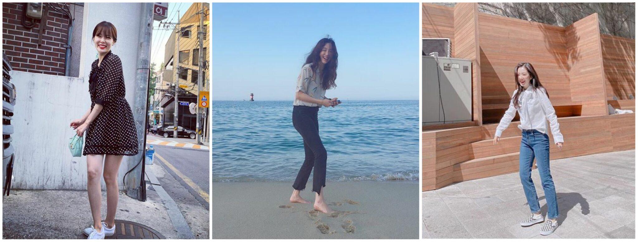 Mẹo chụp ảnh Instagram của Hàn Quốc - tạo dáng thẳng thắn