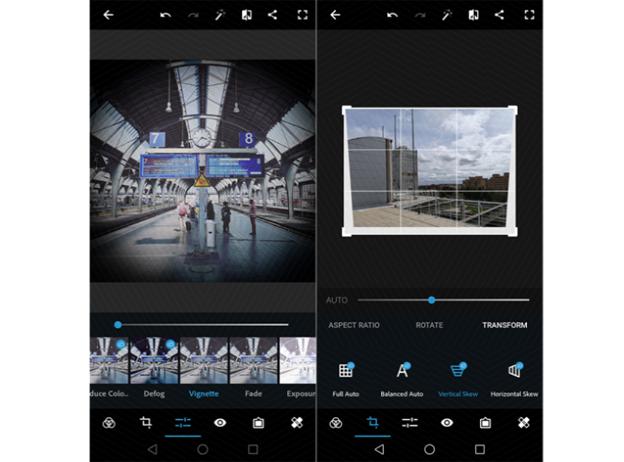 Adobe Photoshop Express - ứng dụng chỉnh sửa ảnh miễn phí tuyệt vời