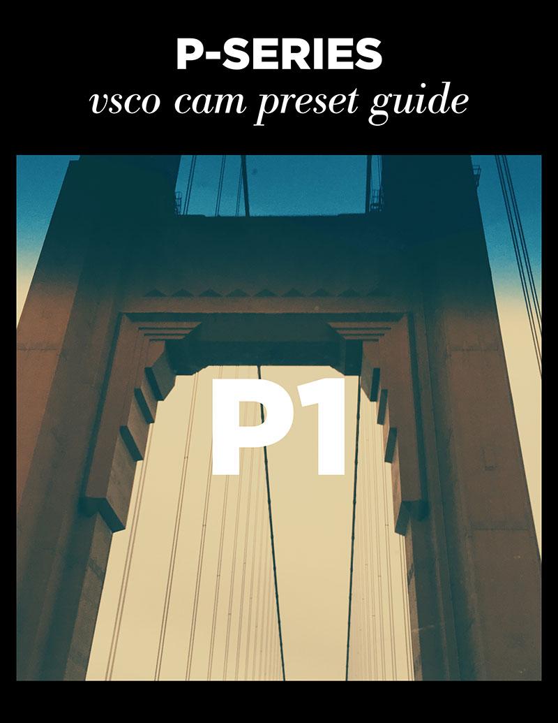 P1 preset thuộc P-series