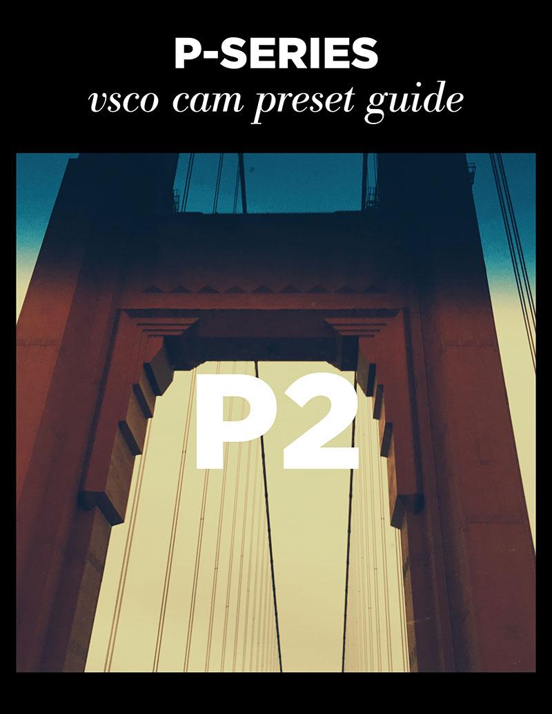 P2 preset thuộc P-series