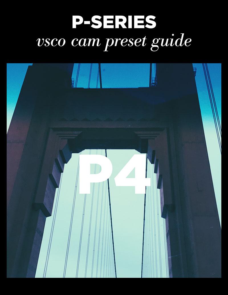 P4 preset thuộc P-series