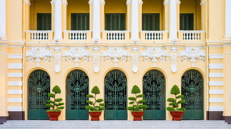 4 địa điểm chụp hình phong cách cổ kính Sài Gòn xưa.