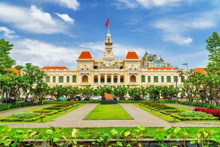 Thành phố không ngủ của Việt Nam