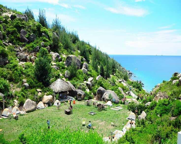 Nơi hoang sơ, yên bình, giản dị dành cho tín đồ chill