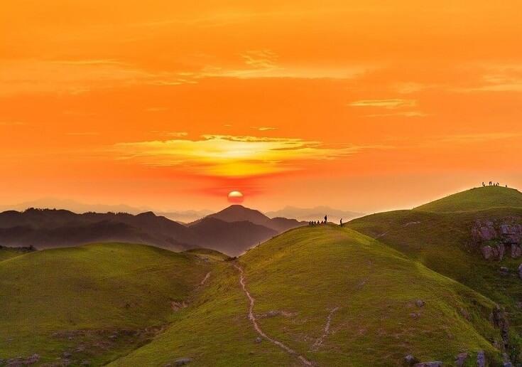 Mộc mạc và gần gũi của vùng cao nguyên Bắc Giang