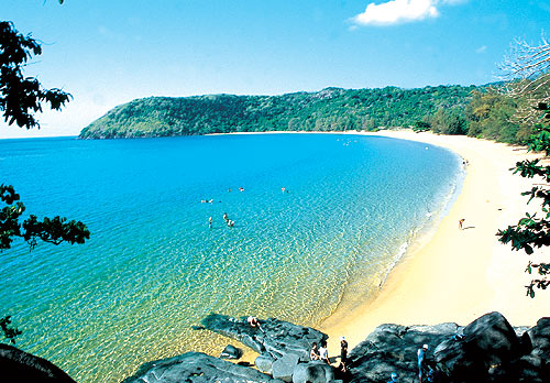 Côn đảo là một trong những nơi du lịch đẹp tại Việt Nam